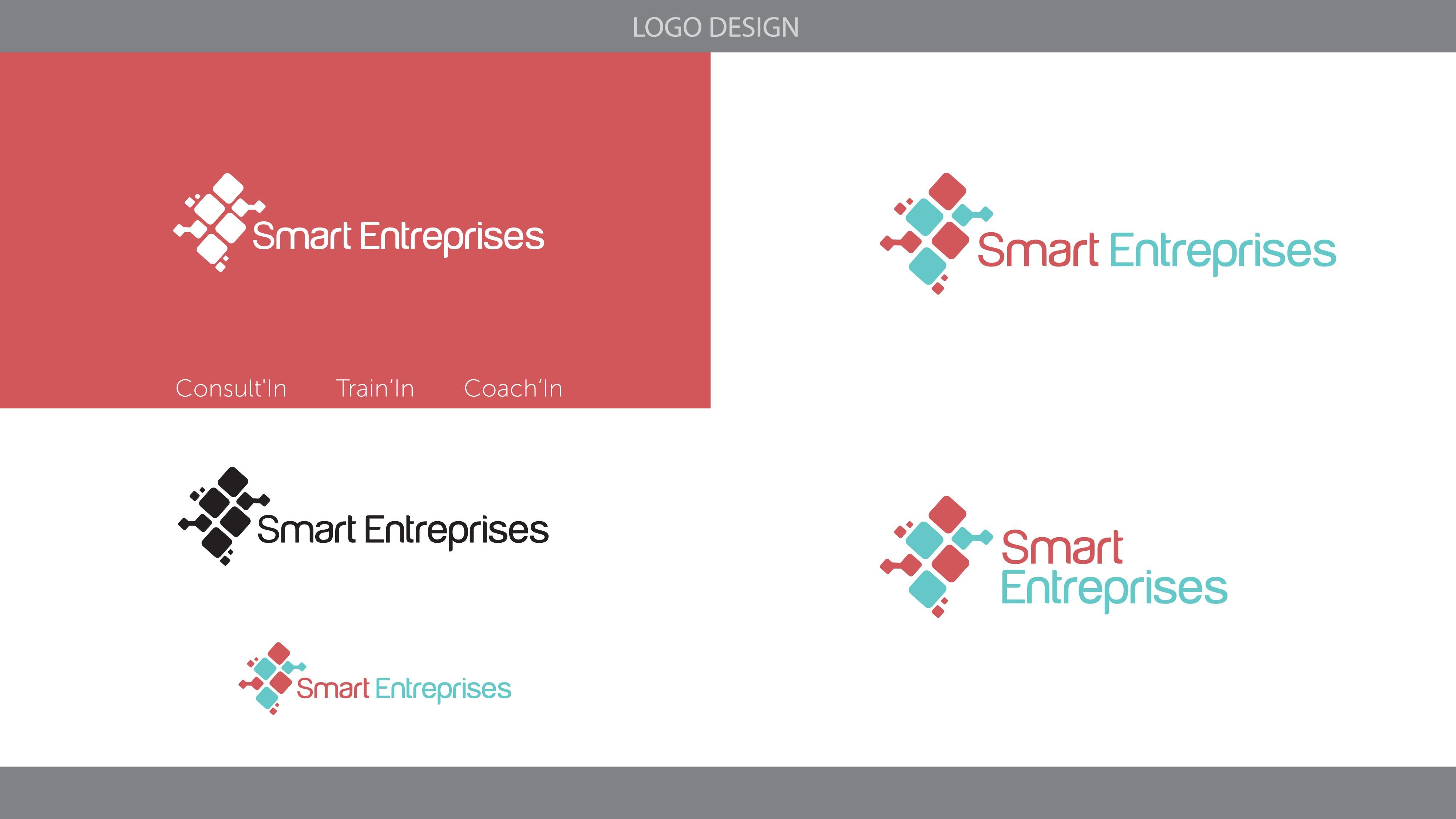 """Créer un logo intelligent (l'entreprise=Smart) pro (corporate...) mais avec quelque chose d'""""humain"""" de rebel"""