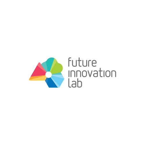 joyful logo for a business innovation lab