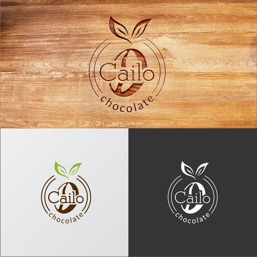 Logo for Chocolate firm