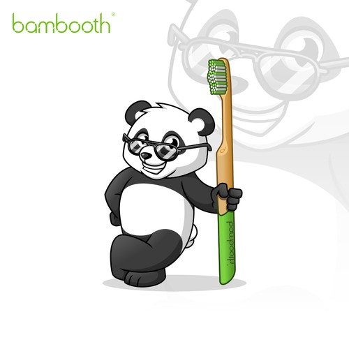 Mascot Design for bambooth