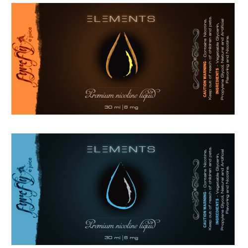 CREATIVE MINDS NEEDED FOR EJUICE LABELS