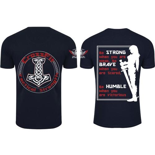 Warrior inspiration T-shirt