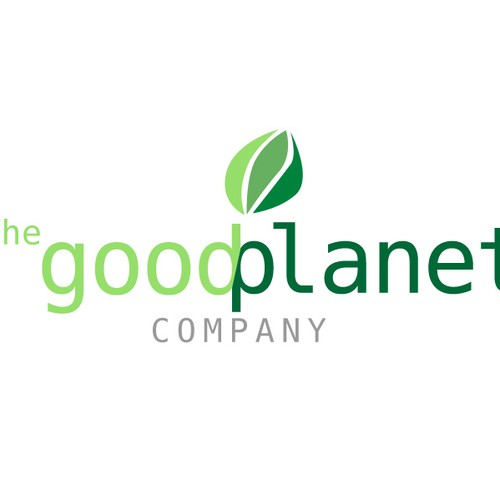 Create the next logo for the good planet company
