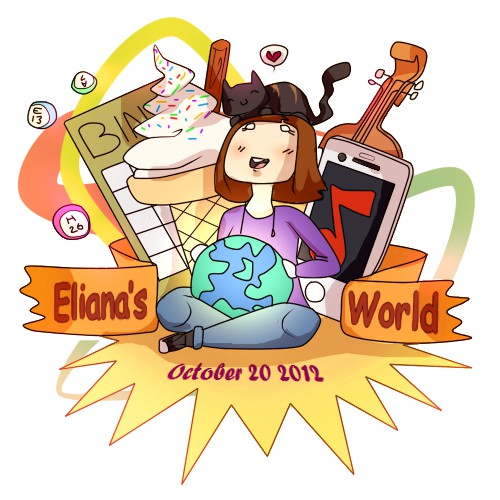 Create the next art or illustration for Eliana's World