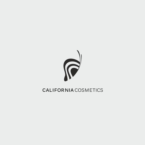 Create an elegant, sexy business logo for California Cosmetics MedSpa