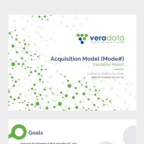 Vera Data Powerpoint Presentation