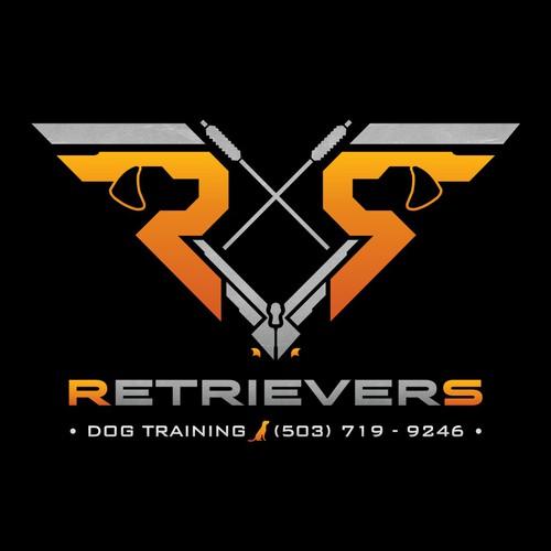 R&S Retrievers - Logo Design