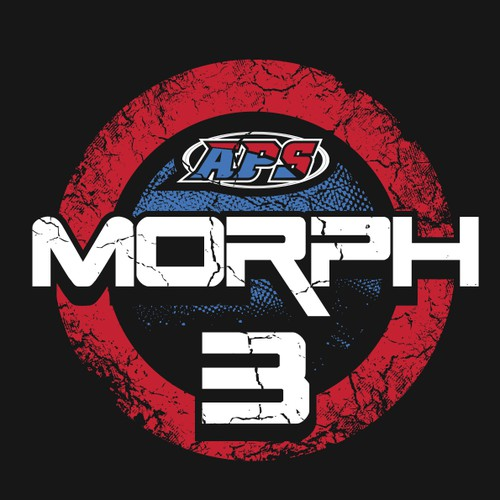 Bold and grungy design for Morph 3