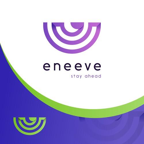 tech logo concept
