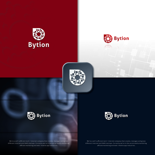 Logo concept for Bytion