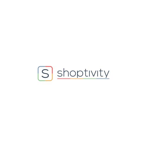 shoptivity logo concept