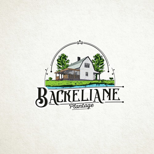 Logo for Backeliane
