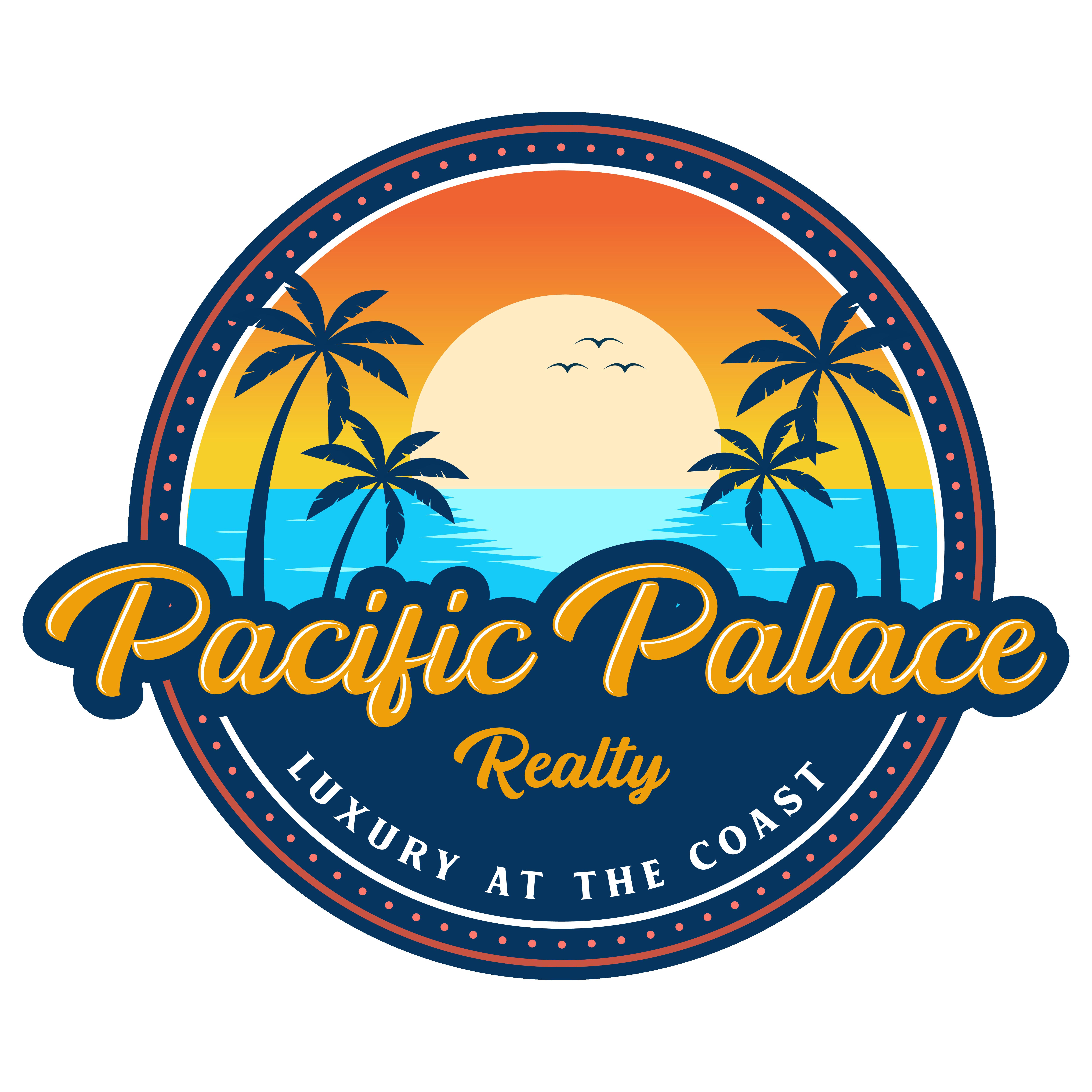 Luxury at the Coast Real Estate Logo