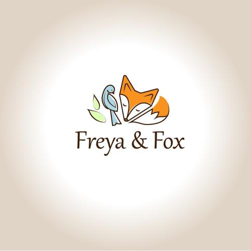 Design  logo for children's brand