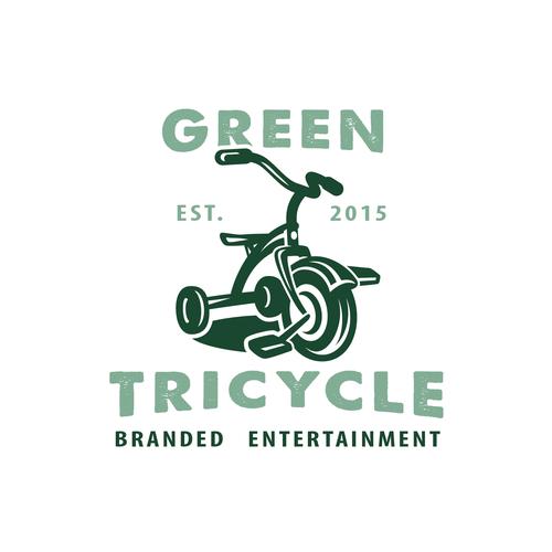 Bold Logo for Entertainment Co.