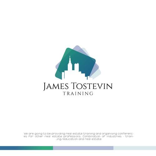 James Tostevin logo