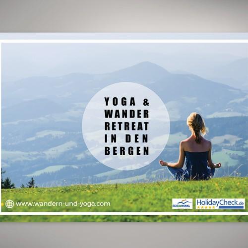 Yoga & Wander Retreat In Den Bergen