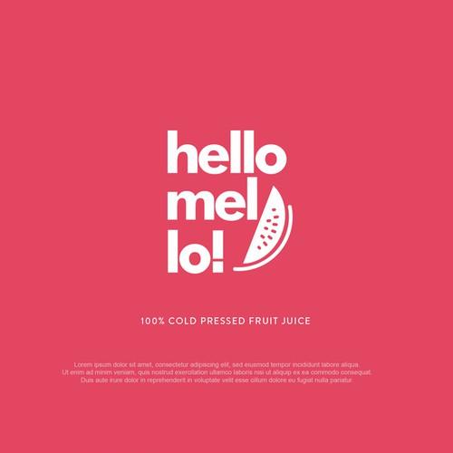 Logo for hellomello!