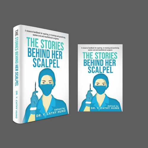 The Stories behind her scalpel