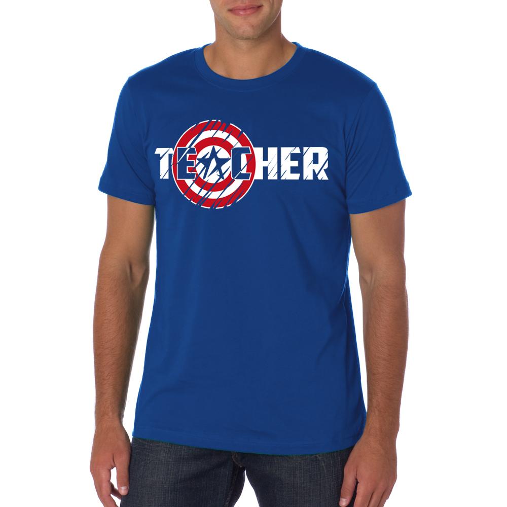 Captain America Teachers