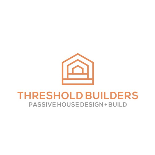 Logo for a Passive House Building Company