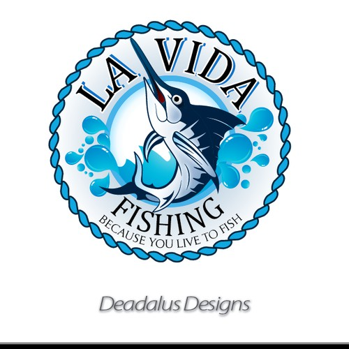 Fishingneeds a new logo