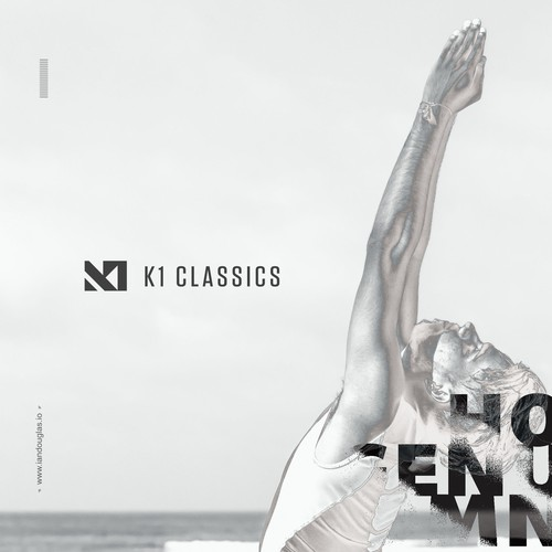 Efficient and minimalist mark for K1 Classics