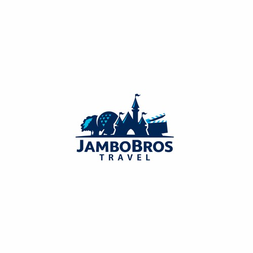 Logo for JamboBros Travel
