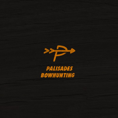 Logo for hunting team in Palisades.