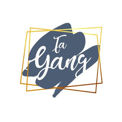 Sparkling design logo