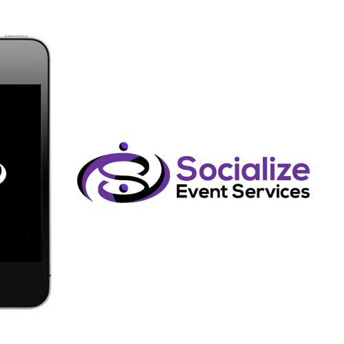 Help Socialize Event Services with a new logo