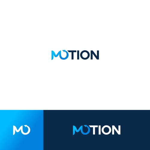 Simple Logo For Motion