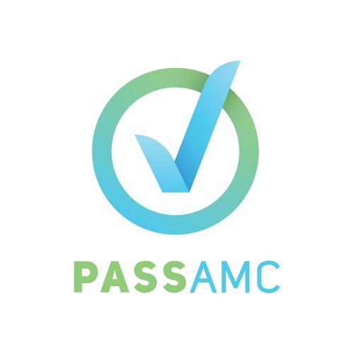 Pass AMC Logo Concept