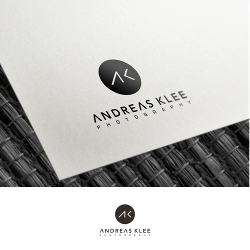 Personal logo photography for andreas Klee