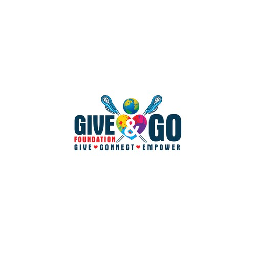 Logo Design for Give and Go
