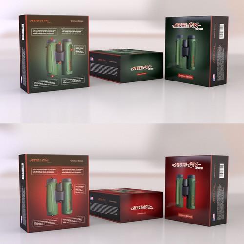 Athlon Binocular Box