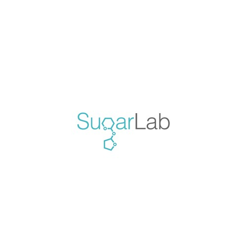 Logo Concept for SUGAR LAB