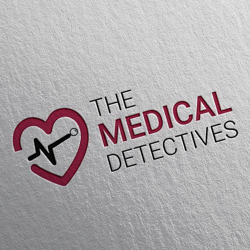 Logo Design for The Medical Detective