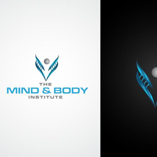 healthcare company logo concept
