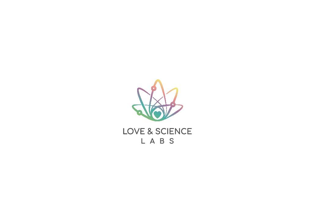 Inspired Logo for Love & Science Labs CBD!