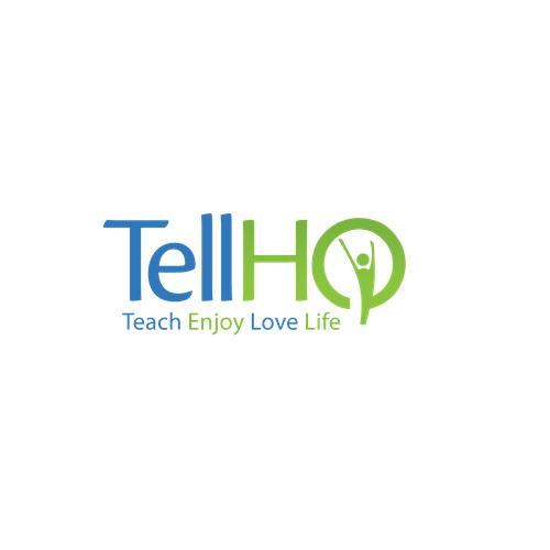 Create the next logo for TellHQ