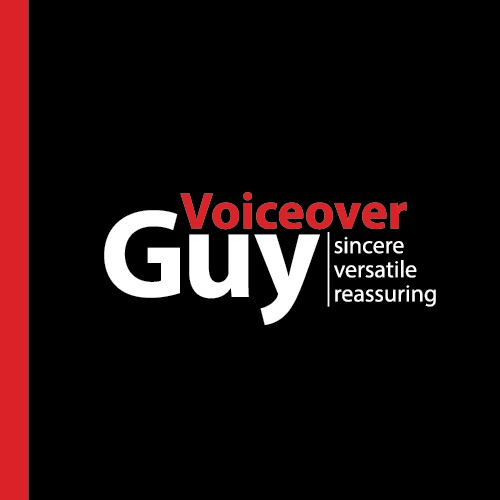 Logo design for Professional Voice Artist