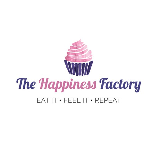 Happiness factory logo