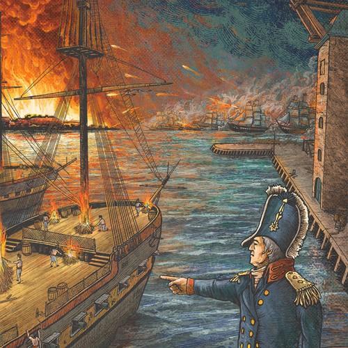 The admiral revenge