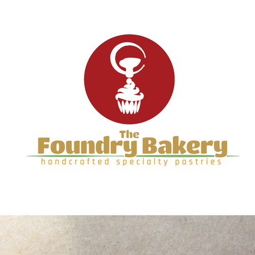 Logo concept and identity pack for Bakery