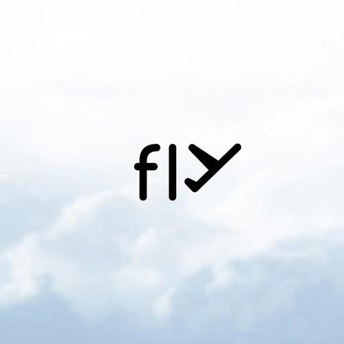 fly wordmark