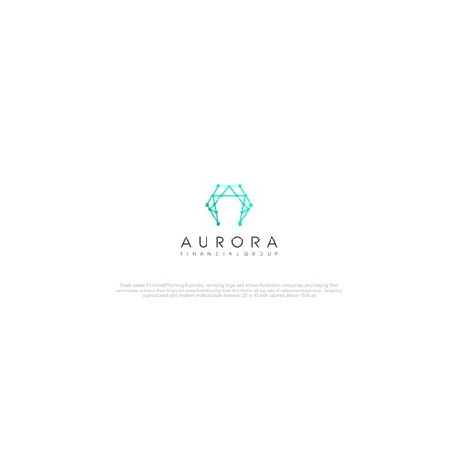 Expanding Financial Planning Firm needs a modern and sharp logo that stands out