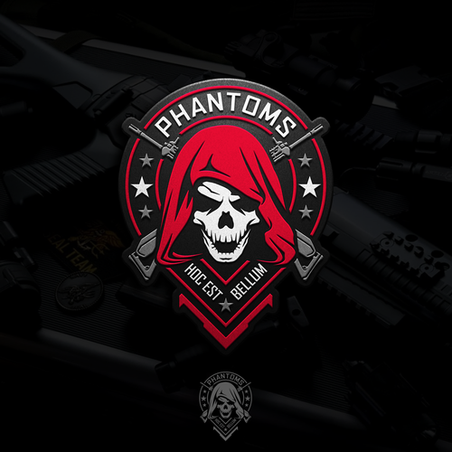Logo design for Phantoms