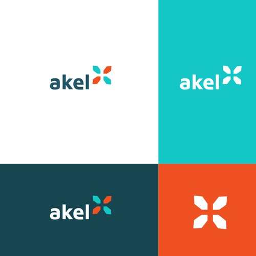 Modern Logo Design for Health Startup