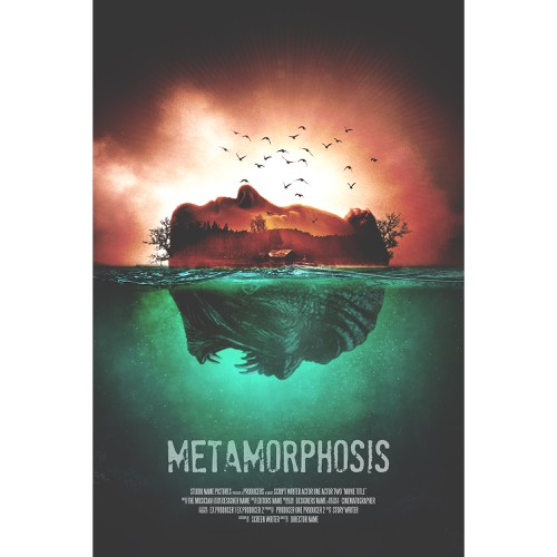 'Metamorphosis' movie poster